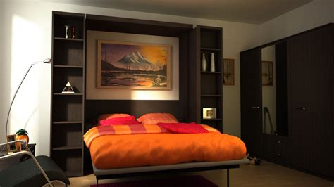 have a murphy bed chicago for comfortable and stylish