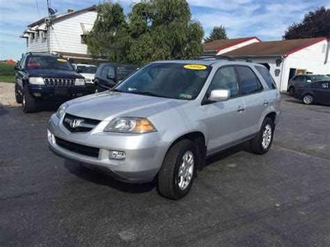 2004 acura mdx for sale by owner 2004 acura mdx for sale carsforsale