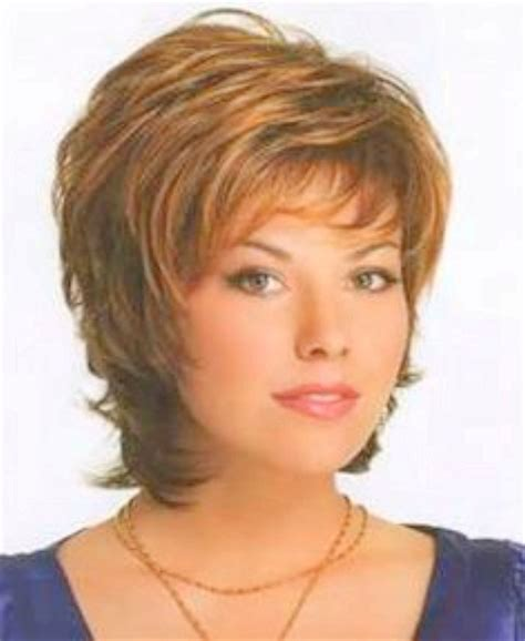 hair cut for fat face women with double chin plus size short hairstyles double chin hairstyles