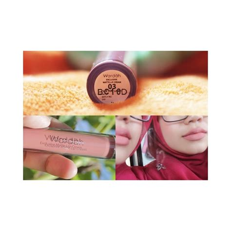 Wardah Lip See You Latte wardah exclusive matte lip see you latte