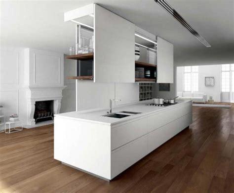 cocinas minimalistas modernas  imagenes brico