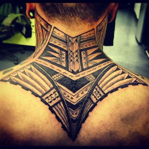 back neck tattoos for men 50 most beautiful and attractive neck tattoos