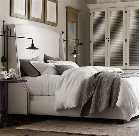stonewashed linen bedding restoration hardware washed belgian linen duvet