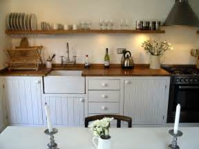 modern rustic kitchen hand built by peter henderson