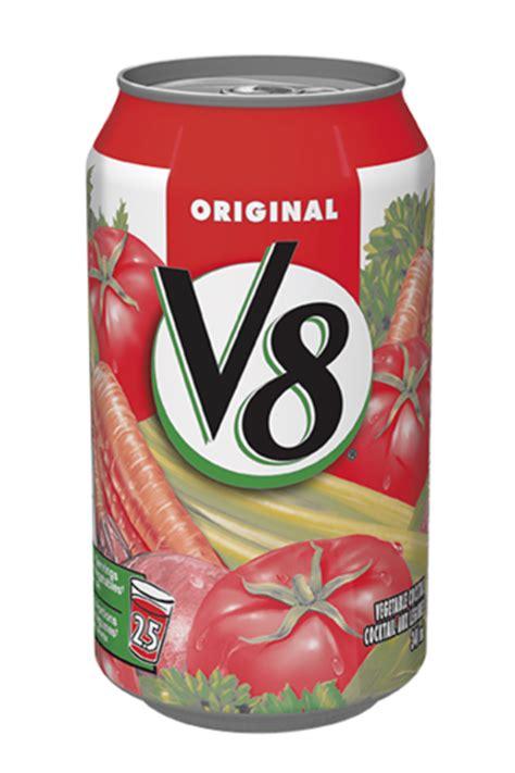 v 8 vegetables v8
