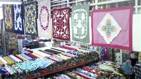 Honolulu Quilt Shops by Hawaiian Fabric Quilt Squares Hawaiian Quilt Fabric Prints