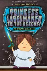 Origami Yoda Author - book review review princess labelmaker to the rescue