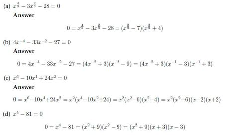 Quadratic Equation Worksheet With Answers by Quadratic Equations Worksheet