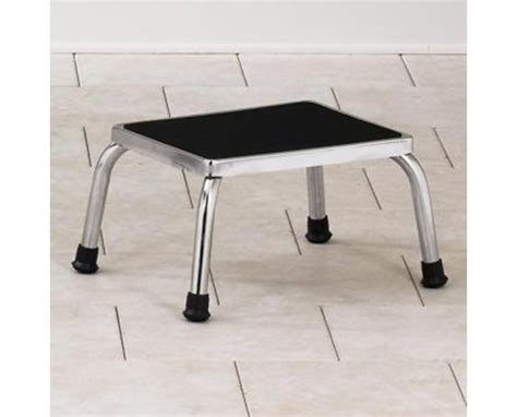 stainless steel step stool clinton industries stainless steel step stool save at