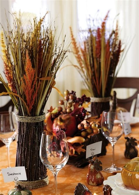 images of table centerpieces 37 easy diy thanksgiving centerpieces ultimate home ideas