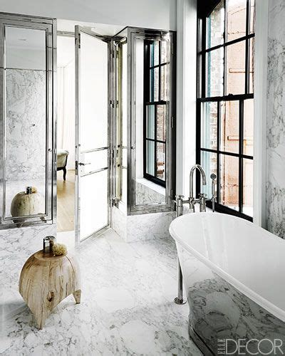 elle decor bathrooms bathroom comfort heated floors this peaceful home