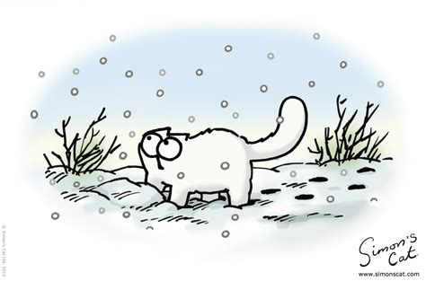 simons cat weihnachtsbaum the only cat i can endure simon s cat