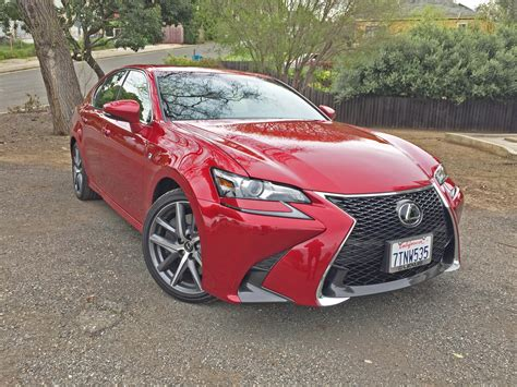 old lexus sports car 2017 lexus gs 350 f sport a modern classic review ken