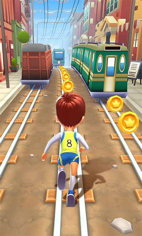 subway runner apk free arcade android appraw - Subway Runner Apk