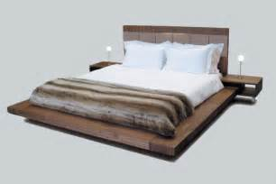 Low Bed Frame Designs Saxum Designs