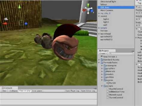 preview #21 taking body parts off your character [unity3d
