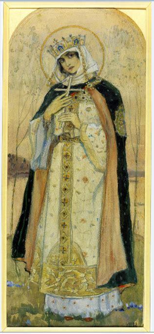 st olga  kiev order  medieval women