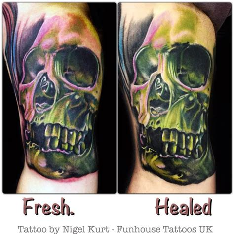 tattoo healing rules before and after tattoo pictures
