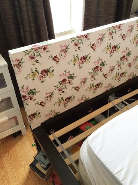 Bed Headboard Cover by Customizing S Malm Headboard 183 How To Make A Bed