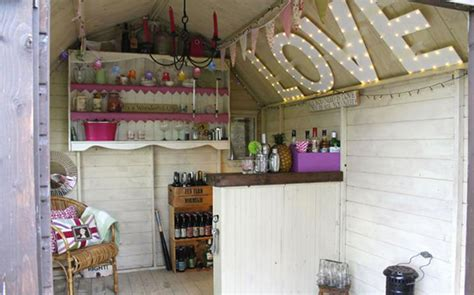 she shed interiors how to transform your backyard storage space into a