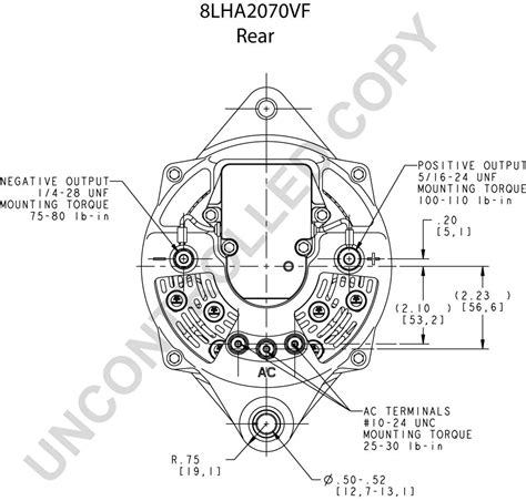 delco remy 10si alternator wiring diagram get free image