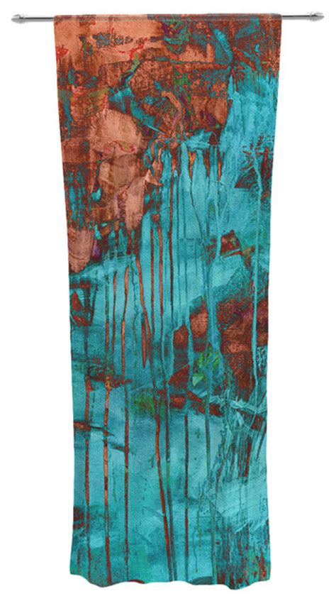 painting sheer curtains iris lehnhardt quot rusty teal quot paint teal decorative sheer