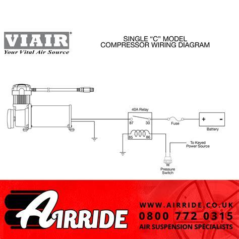 viair 325c standard duty compressor airride