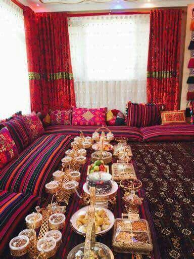 afghan decorecion indian home decor living room sofa