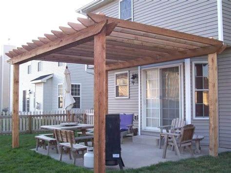 pergola designs  roof    home