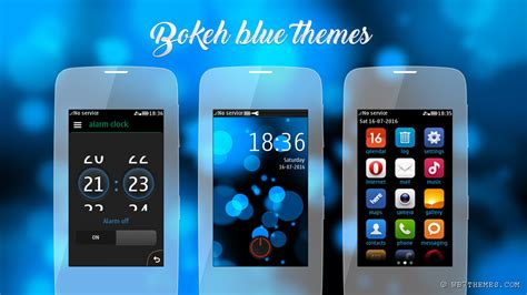 themes in nokia asha 305 nokia asha 305 blue theme download