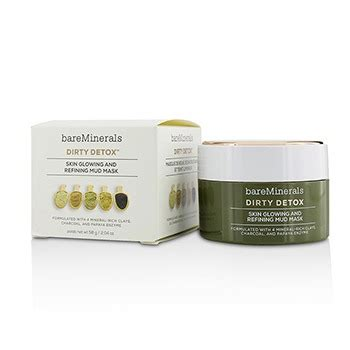 Bareminerals Detox by Bareminerals Detox Skin Glowing And Refining Mud