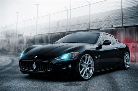 Maserati Big Black Cars Wallpapers Maserati 919 Supercars