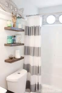 Bathroom Shelves Over Toilet by Over The Toilet Storage And Design Options For Small Bathrooms