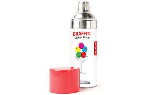 spray paint shake graffiti spray paint can cocktail shaker the green