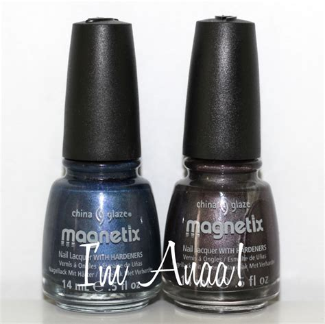 China Glaze Get Charged nail mail semaine 01 13 nailsupplies