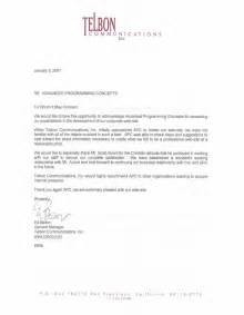 business recommendation letter for a company letter