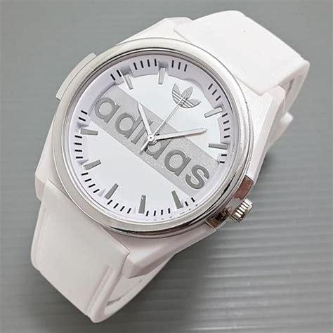 Jam Tangan Putih jam tangan wanita murah adidas putih delta shop indo