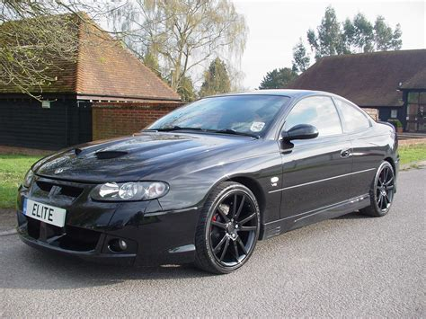 vauxhall monaro vxr used 2006 vauxhall monaro v8 vxr for sale in alton