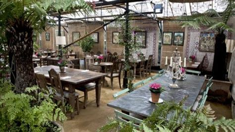 Walled Garden Nursery Petersham Nurseries Cafe Richmond Kew