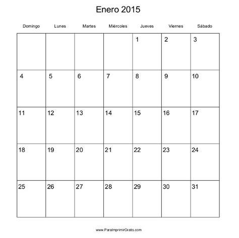 Calendario Mensual Calendarios Mensuales Calendar Template 2016