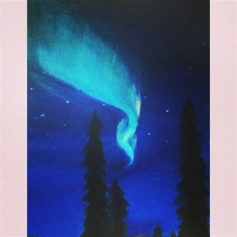how to lighten acrylic paint on canvas northern lights painting medium acrylic paint my