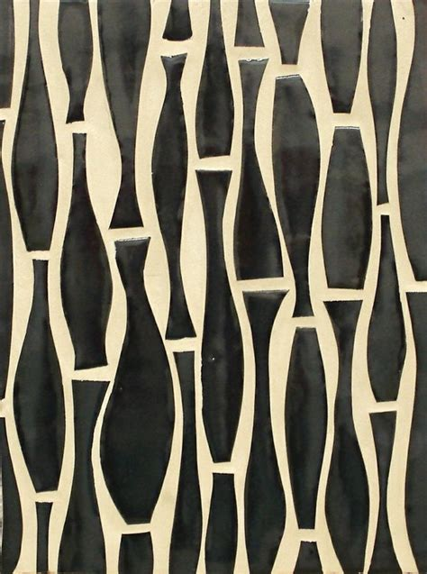 mid century tile mid century tile quot swerve quot ceramics glass enamel