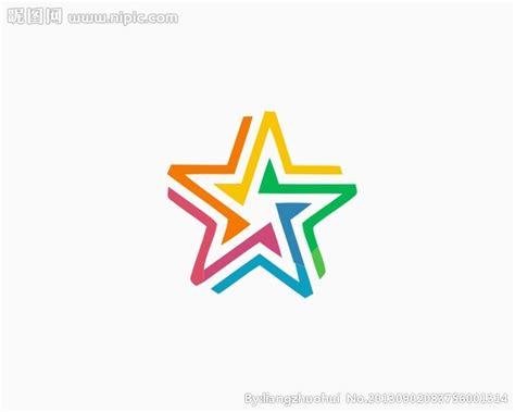 design logo perusahaan gratis 星形logo矢量图 企业logo标志 标志图标 矢量图库 昵图网nipic com
