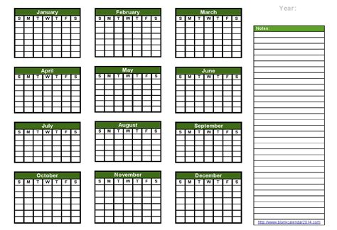 free yearly calendar templates yearly calendar printable weekly calendar template