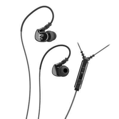 Meelectronics Sport Fi Memory Wire In Ear Earphones M6p Orange meelectronics sport fi memory wire in ear earphones with remote and mic second generation