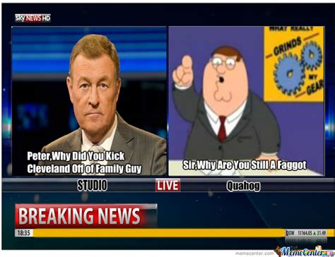 Meme News - breaking news confrontation by dmackie363 meme center