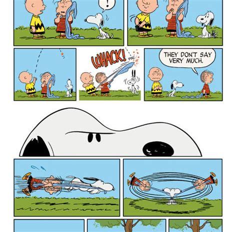 peanuts decke neuer peanuts comic linus und seine angst um die geliebte