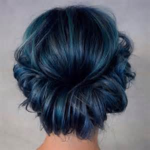 blue hair color ideas 25 alluring blue hair color ideas mystery in your locks