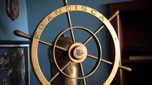 Steering Wheels Perth Nothing If Not Nautical A Remarkable Collection Of Marine