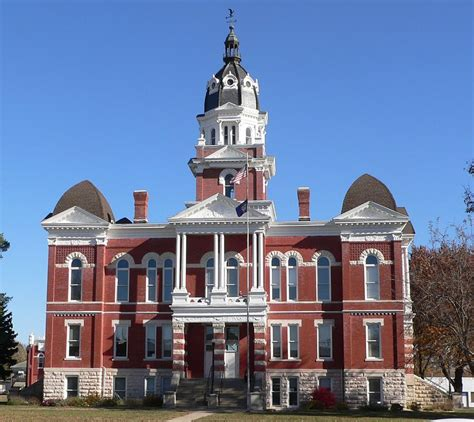 Plik Johnson County Nebraska Courthouse From W 2 Jpg Wikipedia Wolna Encyklopedia